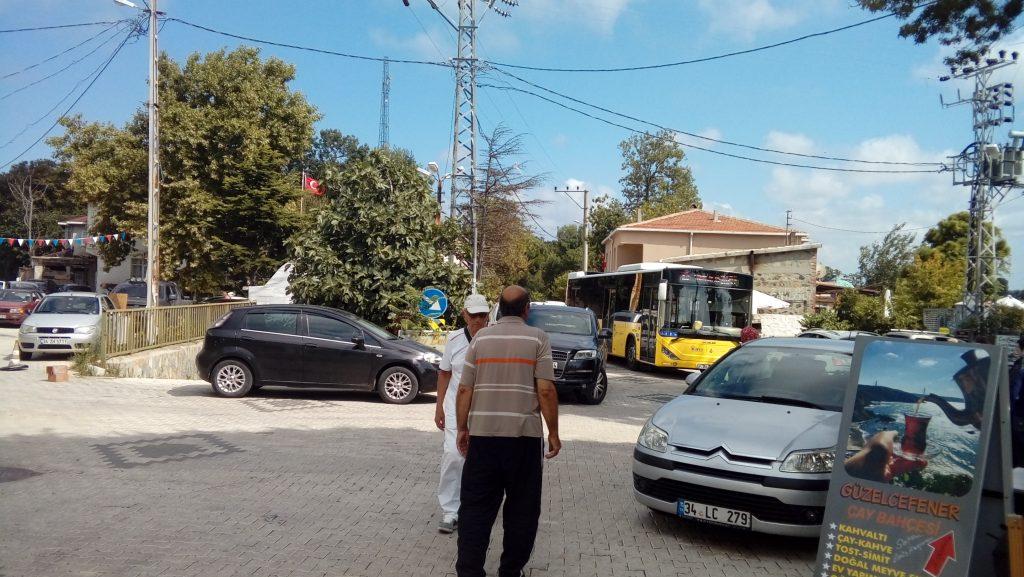 Anadolu Feneri Köy içi