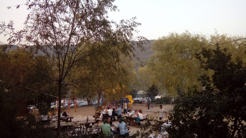 Aydos Yeşil Vadi Piknik Alanı