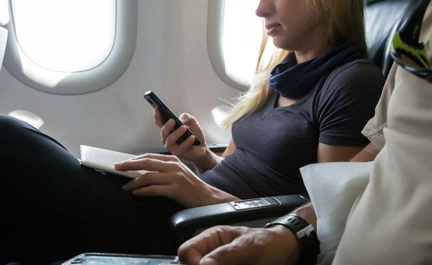Uçak Yolculuğu Püf Noktaları 8