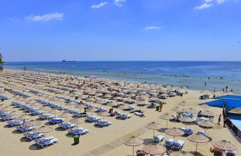 İstanbul'da Denize Girilecek Yerler & İstanbul Plajları -Uzanya Beach