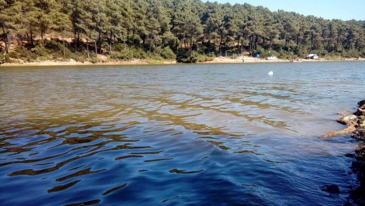 Aydos Ormanı Gölü