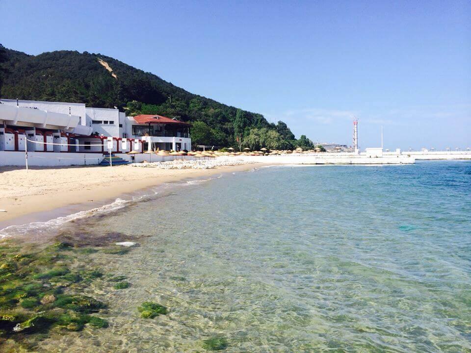 Sarıyer Altınkum Plajı