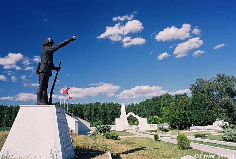 Edirne Gezilecek Yerler Balkan Şehitliği