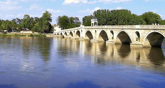 Edirne Gezilecek Yerler Beyazid Köprüsü