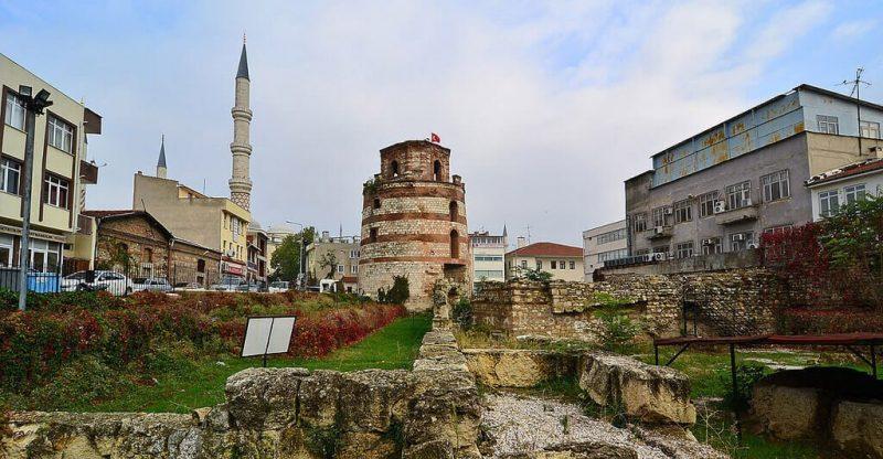 Edirne Gezilecek Yerler Makedonya Kulesi