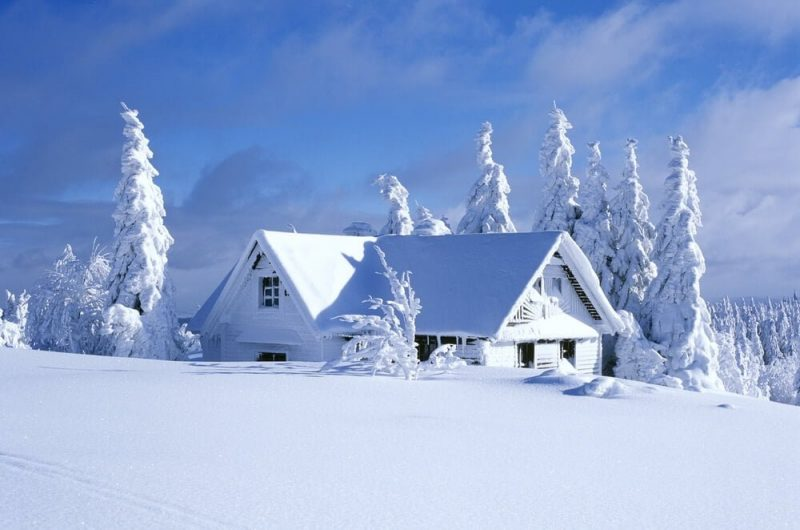 Kış Evleri 10