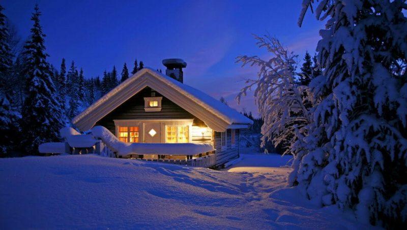 Kış Evleri 14