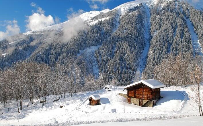Kış Evleri 15