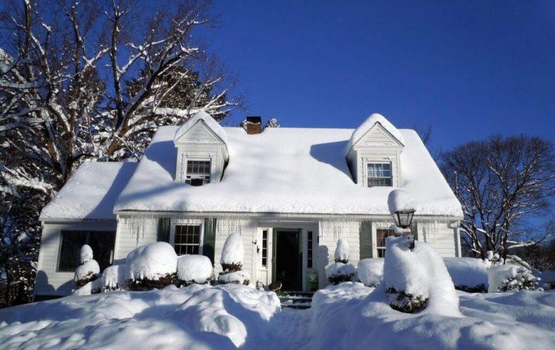 Kış Evleri 3
