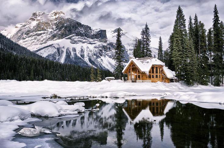 Kış Evleri 5