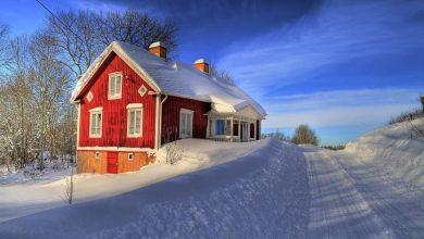 Photo of Görünce İç Çekeceğiniz Birbirinden Güzel 14 Kış Evi