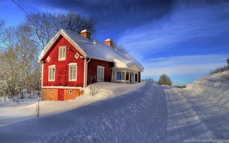 Kış Evleri 7