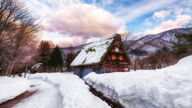 Kış Evleri 8