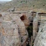 Levent Vadisi kayalıklar