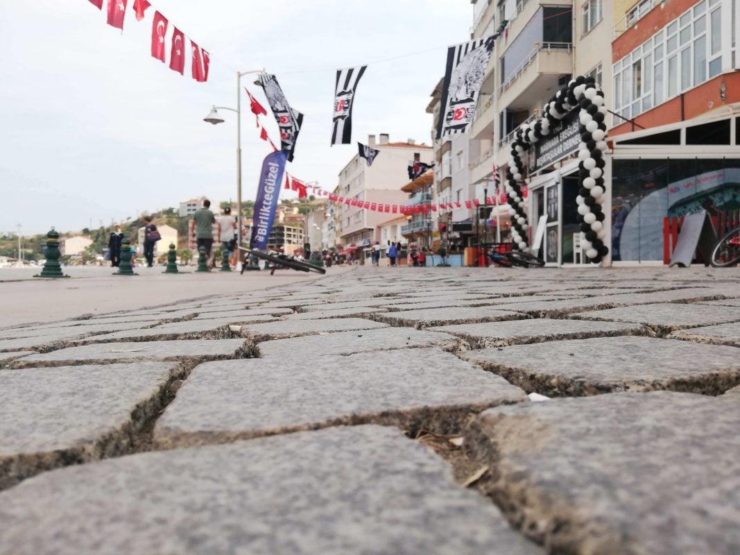 Marmara Ereğlisi yolları
