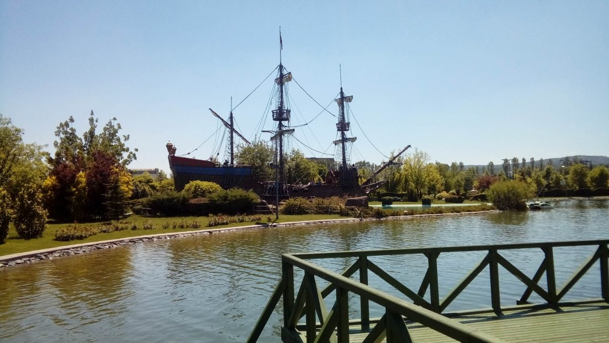 Sazova Parkı Fotoğrafları