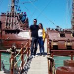 Korsan Gemisi Girişi
