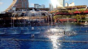 WaterGarden havuz gündüz