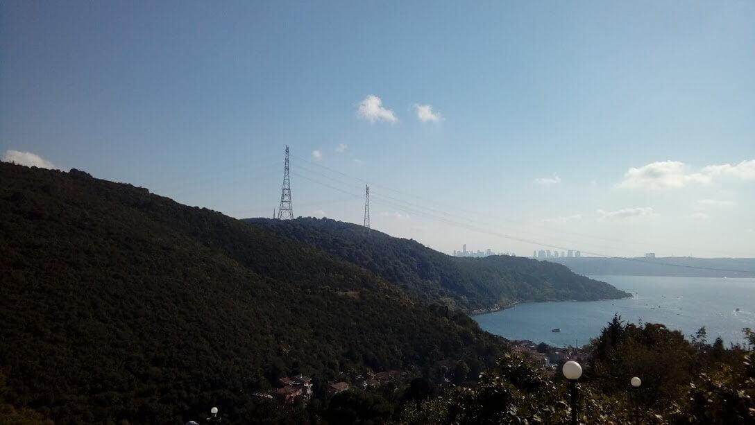 Yoros Kalesi - Anadolu Feneri - Yusa Tepesi