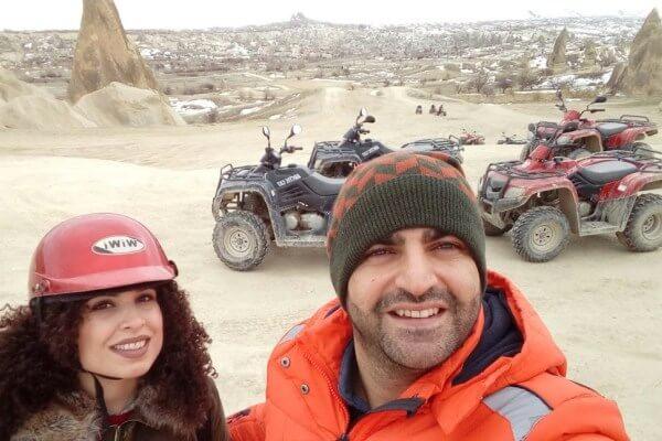 Kapadokya Atv Turu Fotoğrafları