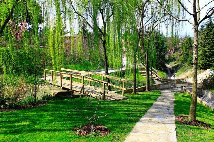 İstanbul Gezilecek Yerler-Nezahat Gökyiğit Parkı