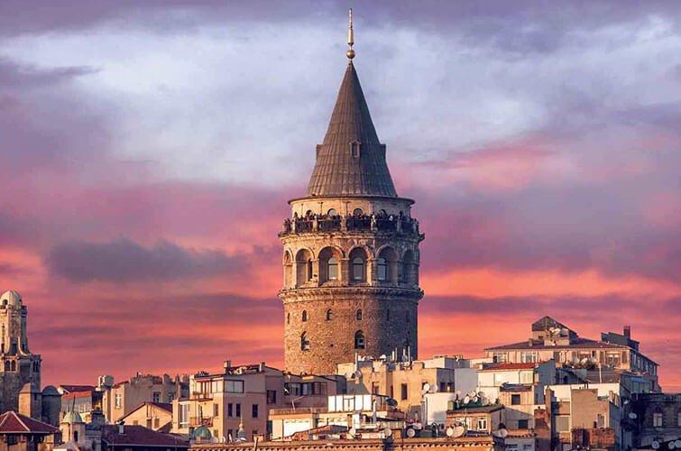 İstanbul Gezilecek Yerler-Galata Kulesi