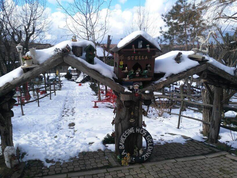 Kışın Polonezköy
