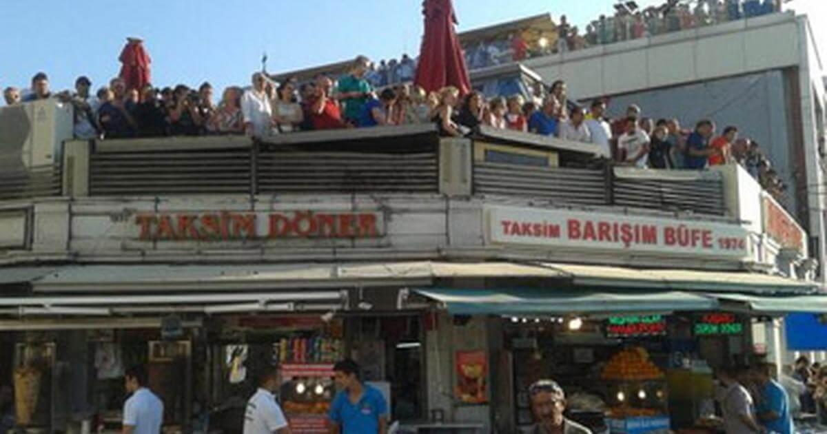 Taksim Eğlence Mekanları