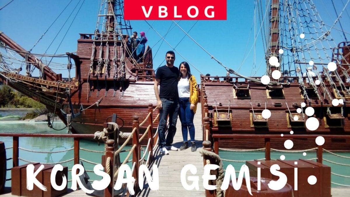 Sazova Parkı Korsan Gemisi