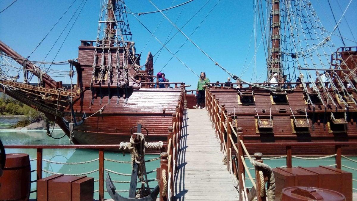 Korsan Gemisi Video