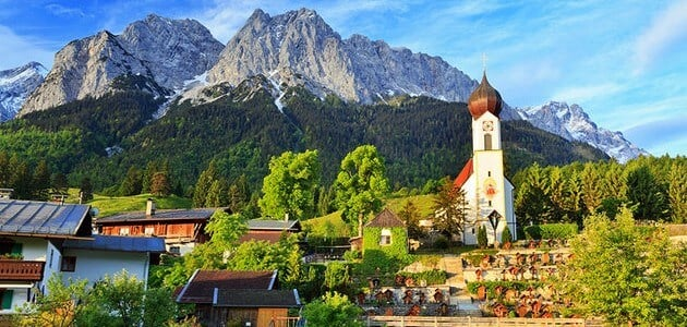 Almanya Garmisch
