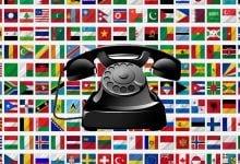 Photo of Ülkelerin Telefon Kodları