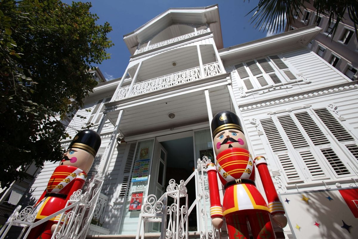 Anadolu Yakası Gezilecek Yerler-Oyuncak Müzesi