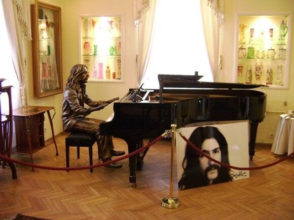 Anadolu Yakası Gezilecek Yerler-Barış Manço Müzesi