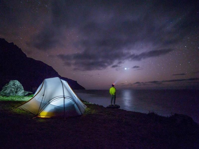 Kamp Yapmak İçin Gerekli Malzemeler