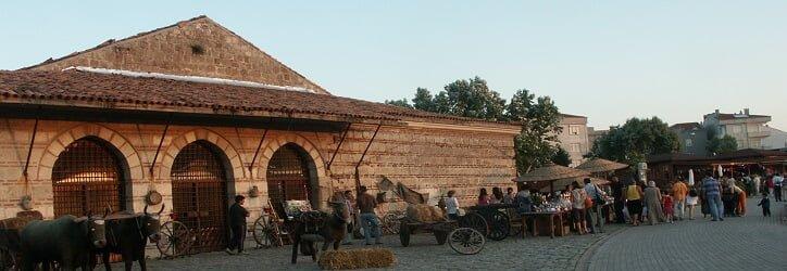 Sultan Süleyman Kervansarayı