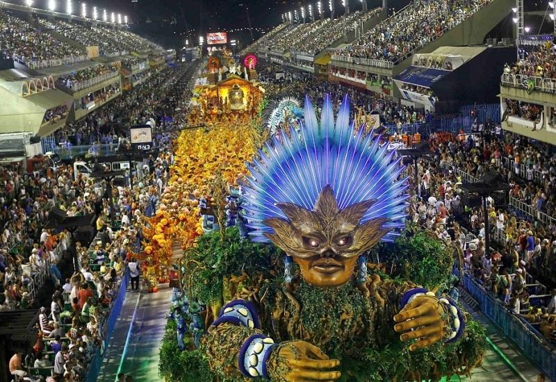 Dünya'da Yapılan Festivaller Rio Karnavalı
