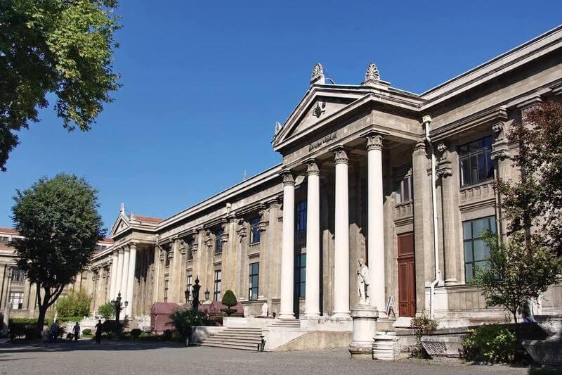 İstabul Gezilecek Yerler-İstanbul Arkeoloji Müzesi