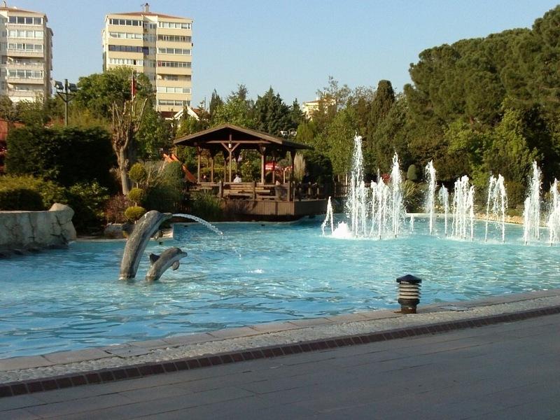 İstanbul Gezilecek Yerler-Özgürlük Parkı